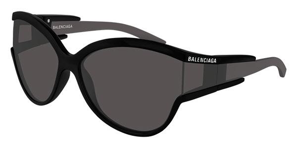 【海外直送】Balenciagaバレンシアガ レディース サングラスBalenciaga BB0038S 001 63サイズ 正規品 安い ケース&クロス付UVカット 紫外線カット