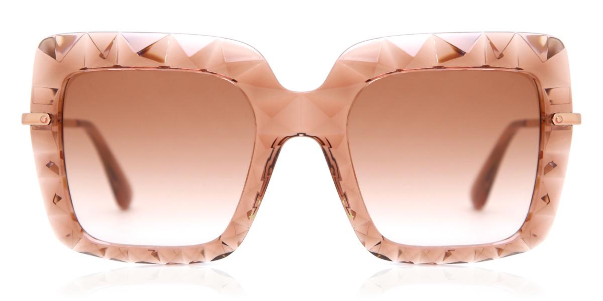 【海外直送】Dolce & Gabbanaドルチェ&ガッバーナ レディース サングラスDolce & Gabbana DG6111 Faced Stones 51サイズ 正規品 安い ケース&クロス付