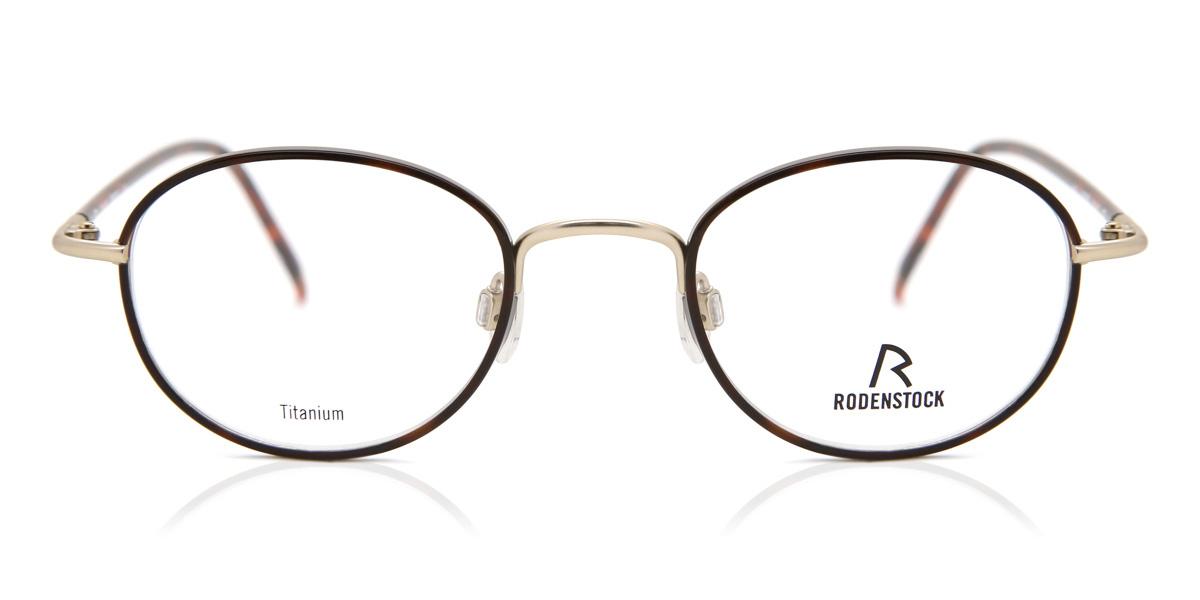【海外直送】Rodenstock Rodenstockメンズ メガネRodenstock R2288 B 45サイズ 正規品 安い ケース&クロス付 超 軽量 薄い
