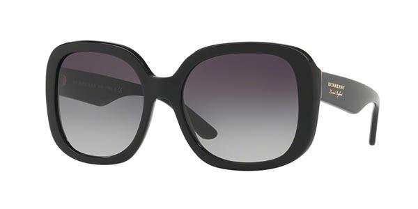 【海外直送】Burberryバーバリー レディース サングラスBurberry BE4259 30018G 56サイズ 正規品 安い ケース&クロス付UVカット 紫外線カット