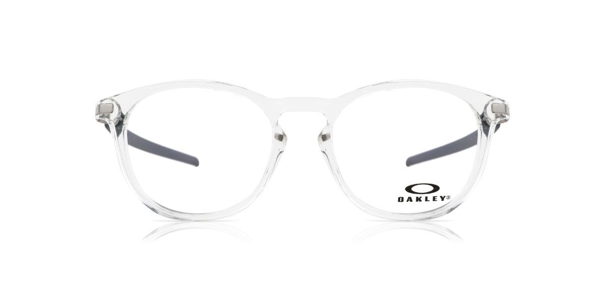 【海外直送】Oakleyオークリー メンズ メガネOakley OX8149 PITCHMAN R CARBON 814903 50サイズ 正規品 安い ケース&クロス付
