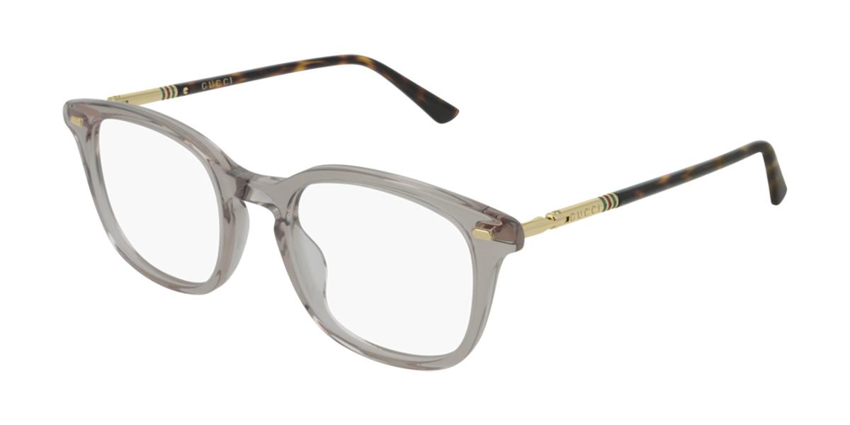 【海外直送】Gucci グッチ メンズ メガネ Gucci GG0390O 003 50 サイズ 正規品 安い ケース&クロス付