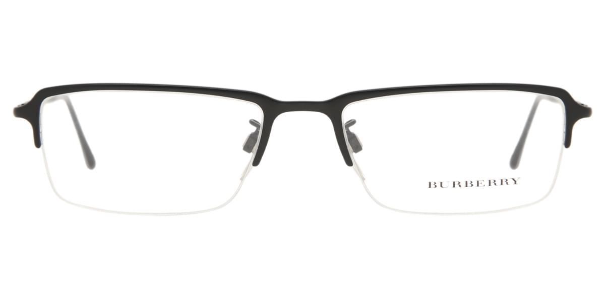【海外直送】Burberryバーバリー メンズ メガネBurberry BE1257 1007 53サイズ 正規品 安い ケース&クロス付