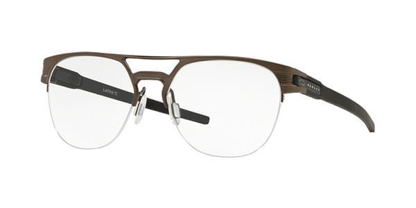 【海外直送】Oakleyオークリー メンズ メガネOakley OX5134 LATCH TI 513402 54サイズ 正規品 安い ケース&クロス付 超 軽量 薄い