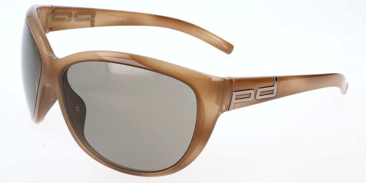 【海外直送】Porsche Designポルシェデザイン ユニセックス サングラスPorsche Design P8524 B 65サイズ 正規品 安い ケース&クロス付UVカット 紫外線カット