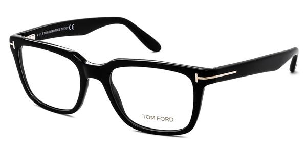 【海外直送】Tom Fordトムフォード メガネフレームFT5304 001(フレームのみ)送料無料54サイズ 正規品 安い ケース付