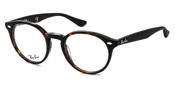 【海外直送】Ray Banレイバン 送料無料RX2180V Highstreet 2012メガネ 送料無料47サイズ 正規品 安い ケース付 フレームのみ メンズ レディース