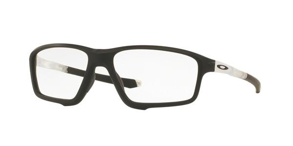 【海外直送】Oakley オークリー メンズ メガネ Oakley OX8076 CROSSLINK ZERO 807603 56 サイズ 正規品 安い ケース付