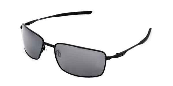【海外直送】Oakley オークリー メンズ サングラス Oakley OO4075 SQUARE WIRE Polarized 407505 60 サイズ 正規品 安い ケース付