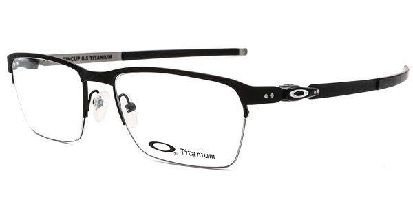 【海外直送】Oakley オークリー メンズ メガネ Oakley OX5099 TINCUP 0.5 TITANIUM 509901 53 サイズ 正規品 安い ケース付