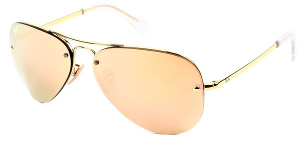 【海外直送】Ray Ban レイバン メンズ サングラス Ray-Ban RB3449 Highstreet 001/2Y 59 サイズ 正規品 安い ケース付
