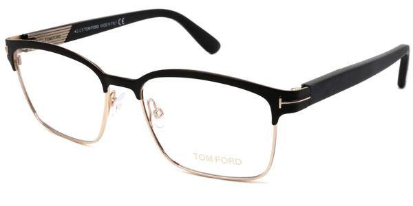 【海外直送】Tom Fordトムフォード メガネ メンズTom Ford FT5323 002 (フレームのみ)送料無料54サイズ 正規品 安い ケース付