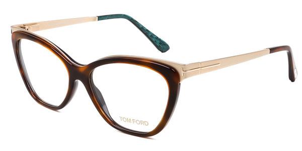 【海外直送】Tom Fordトムフォード メガネ レディースTom Ford FT5374 052 (フレームのみ)送料無料54サイズ 正規品 安い ケース付