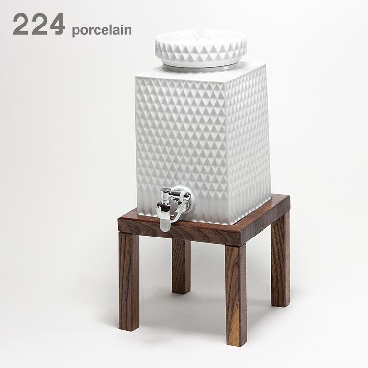 焼酎サーバー ダイヤ彫 /224porcelain 【ポイント2倍/送料無料/メーカー直送】【p0408】