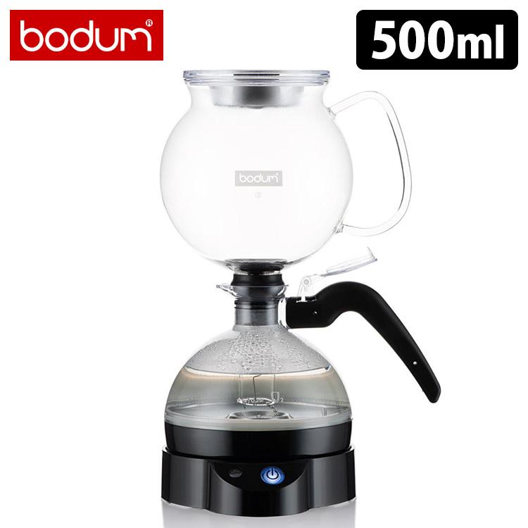bodum ePEBO 500ml サイフォン式コーヒーメーカー /ボダム イーペボ 【ポイント3倍/送料無料/あす楽】【p0908】