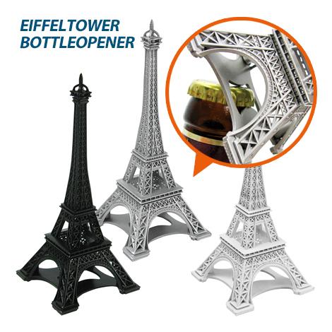 Eiffel tower bottle opener fs3gm