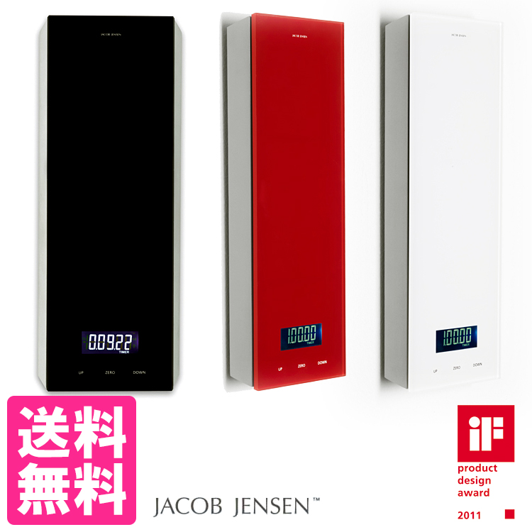 雅各布 · 詹森计时器规模 [20]