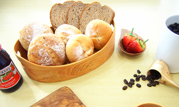 SKANDINAVISK HEMSLOJD 面包篮 / 斯堪的纳维亚 hemusroid fs4gm