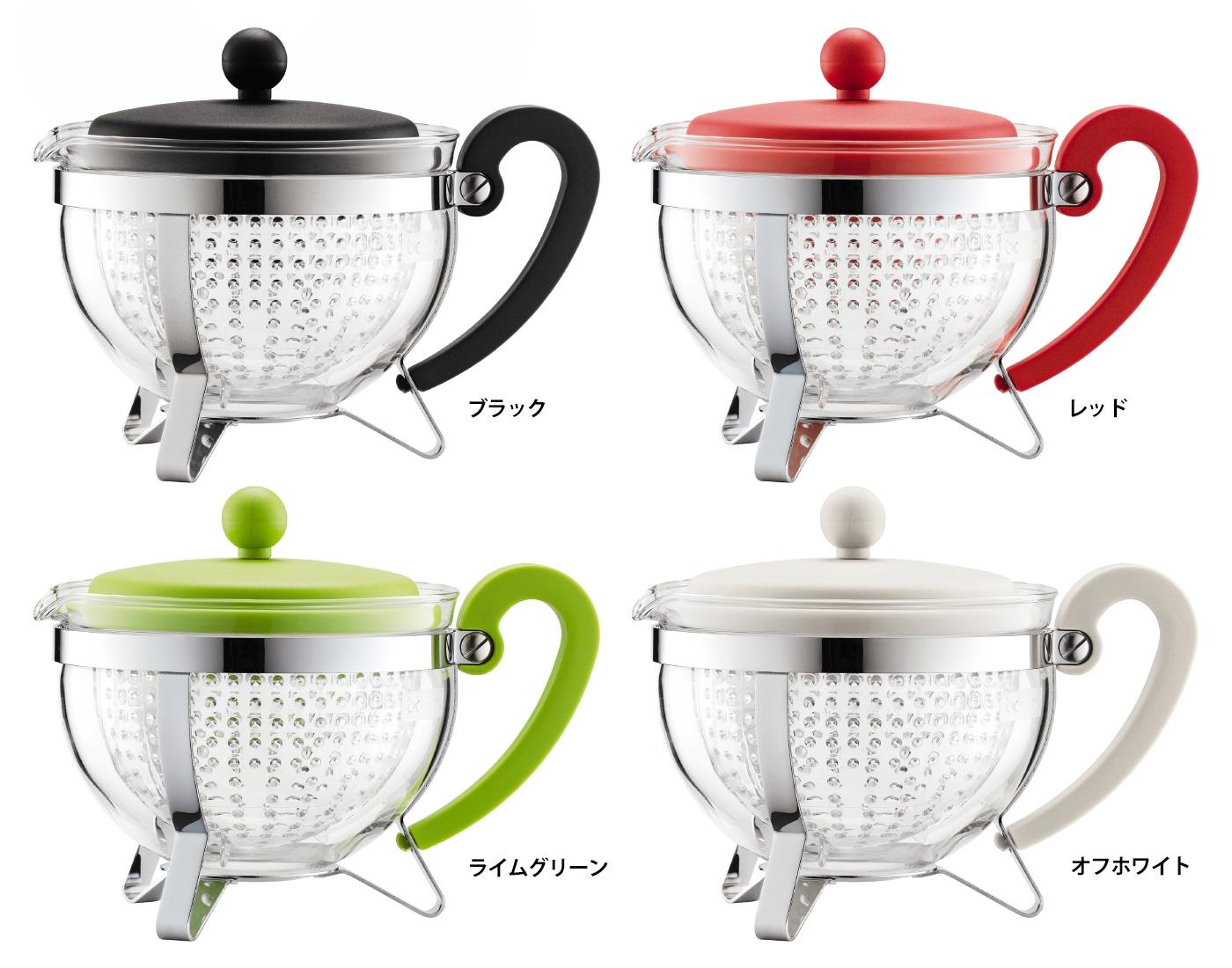 Bodum Chambord teapot (1.0 L) / Bodum CHAMBORD