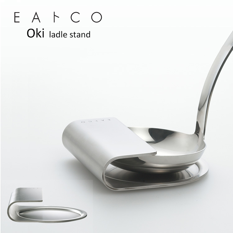 EA and CO Oki Oki (ladle stand) and eight co
