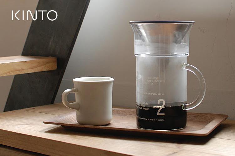 KINTO coffee jug set 600 ml / KINTO