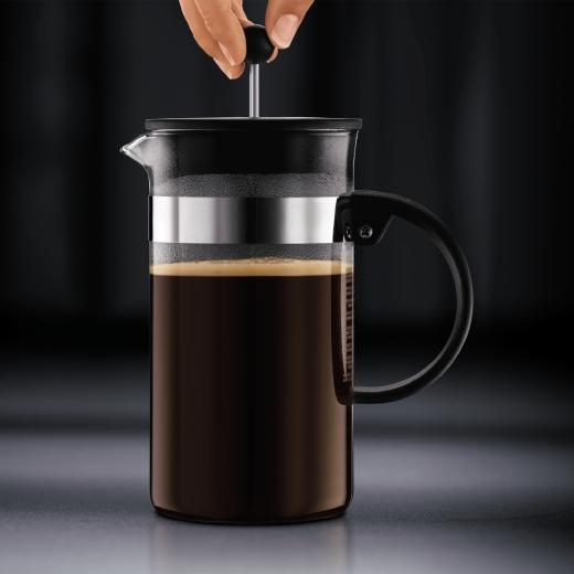 Bodum bistronouvor 1.  0 l coffee maker, and NOUVEAU Bodum BISTRO