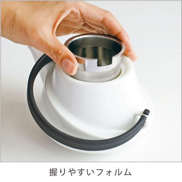 親戚脊茶壺 450 毫升濾網瓷 / 親戚