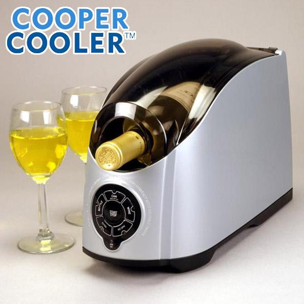 COOPER COOLER クーパー・クーラー 急速飲料冷却器 【ポイント15倍/送料無料/在庫有/あす楽】【p0616】【ハンドジェル対象商品】