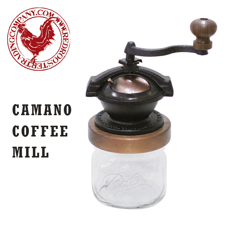 カマノ コーヒーミル Camano Coffee Mill 【ポイント12倍/送料無料/お取寄せ】【p0908】
