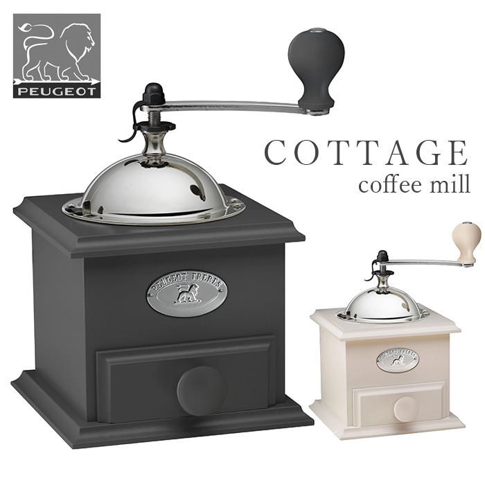 PEUGEOT Coffee Mill Cottage / Peugeot ...