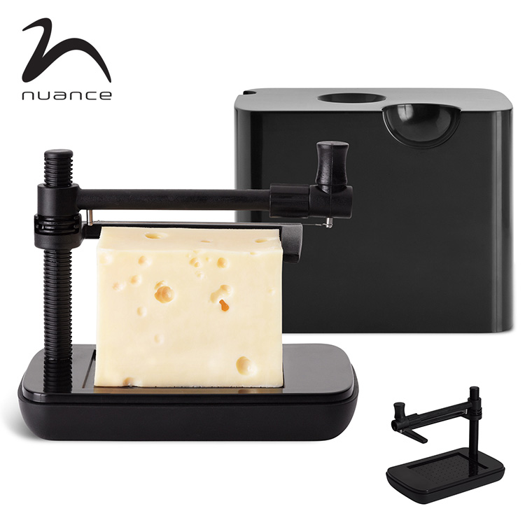 Black / nuance with nuance cheese slicer box