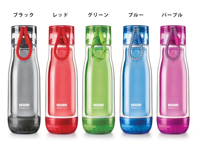 ZOKU 核心 475 毫升瓶 / Zoku