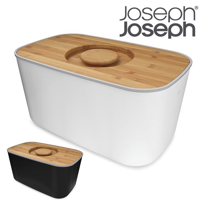 Joseph joseph ブレッドケース Steel Bread Bin /ジョゼフジョゼフ 【ポイント12倍/送料無料】【p1120】