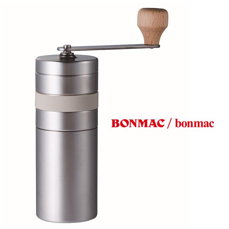 bonmac セラミックハンドコーヒーミル CM-02S 897180/ボンマック 【ポイント15倍/送料無料/お取寄せ確認】【p0901】