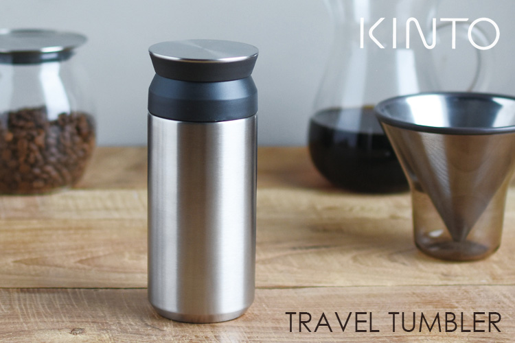 d06a15e6c44 Smart Kitchen: KINTO travel tumbler 500 ml / Kyn toe   Rakuten ...