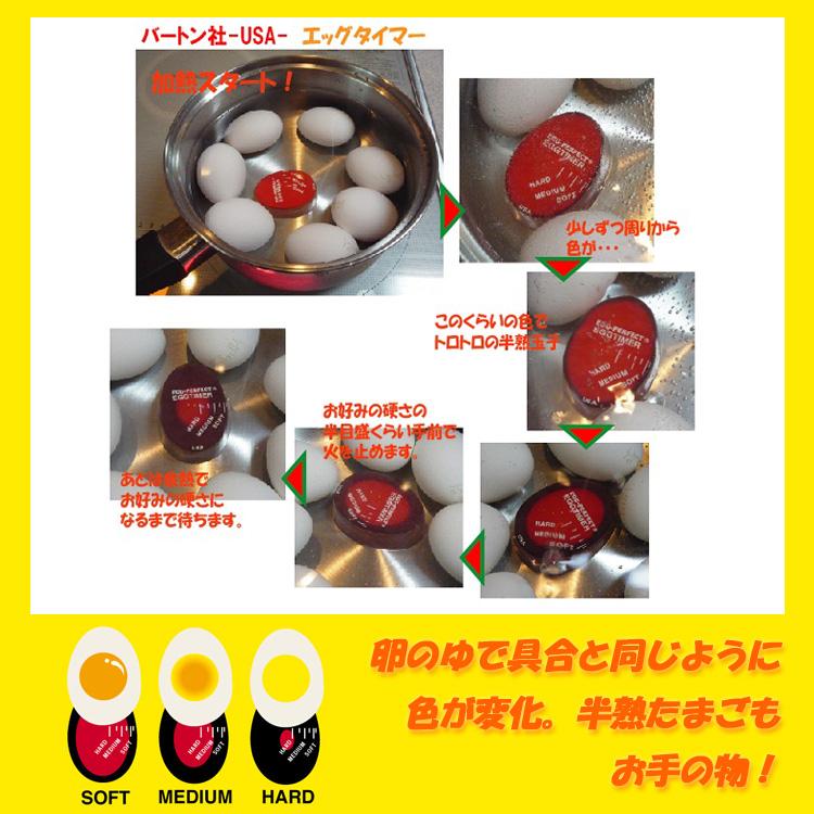 Perfect BURTON egg (an ancestor!) Egg timer) fs3gm
