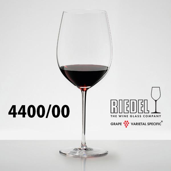 RIEDEL sommelier 4400/00 Bordeaux Grand cru / Lee Dell fs3gm