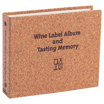 funVino wine label album Cork [10]