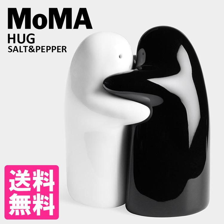 MoMA HUG salt & pepper shakers hug / MoMA fs4gm