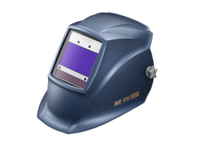 【メーカー直送】マイト工業 超高速遮光面 レインボーマスク MR-930-C(キャップ型)【代引不可】【北海道·沖縄·離島配送不可】