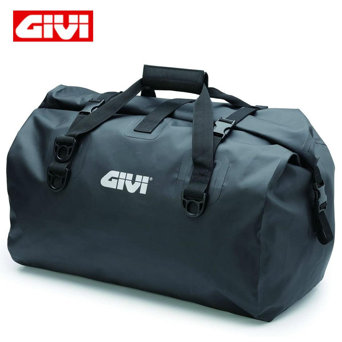 5☆好評 送料無料 今だけスーパーセール限定 GIVI ジビ 防水ドラムバック60L Seat EA119BK Bag