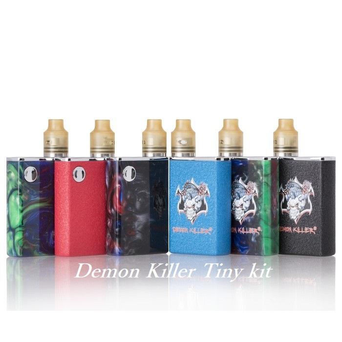 【あす楽】【送料無料】Demon Killer Tiny kit[デーモンキラー タイ二ーRDAキット] 電子タバコ アトマイザー セット 電子たばこ VAPE中級者向けRDA