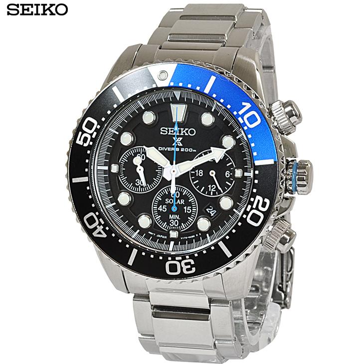 セイコー 腕時計 プロスペックス あす楽 新品 メンズ SSC017P1 ダイバーズ ソーラー 200m防水 SEIKO