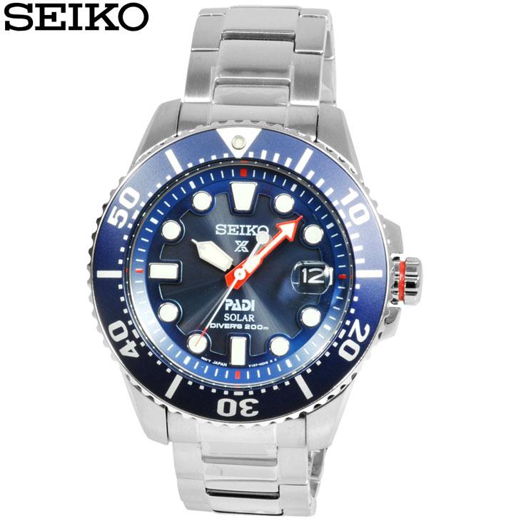セイコー 腕時計 プロスペックス あす楽 新品 PADI SNE435P1 ダイバー ソーラー ブルー 200m防水 SEIKO
