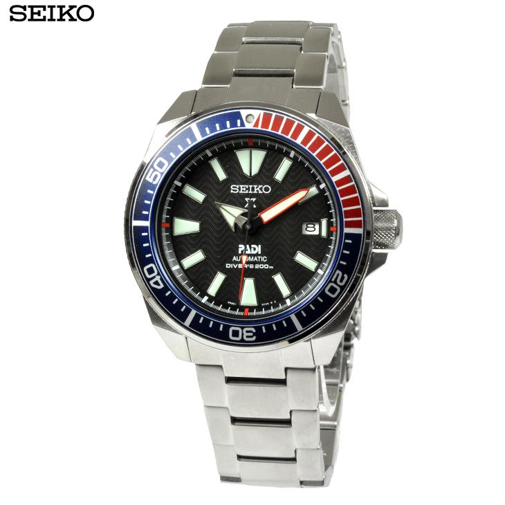セイコー 腕時計 SRPB99K1 プロスペックス PROSPEX パディコラボ 自動巻き メンズ