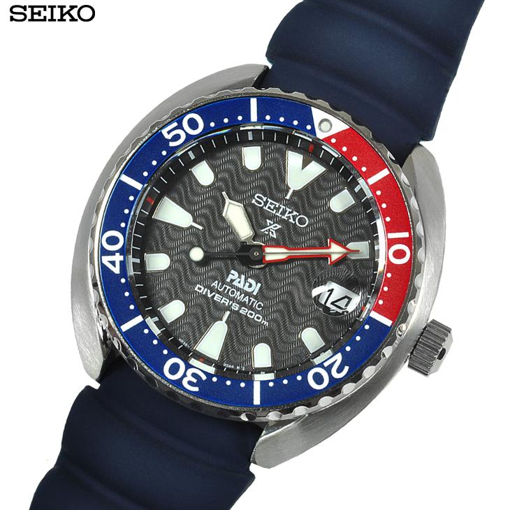 【あす楽】 SEIKO セイコー 腕時計 SRPC41K1 プロスペックス PROSPEX オートマチック 自動巻き メンズ 【逆輸入】【海外モデル】