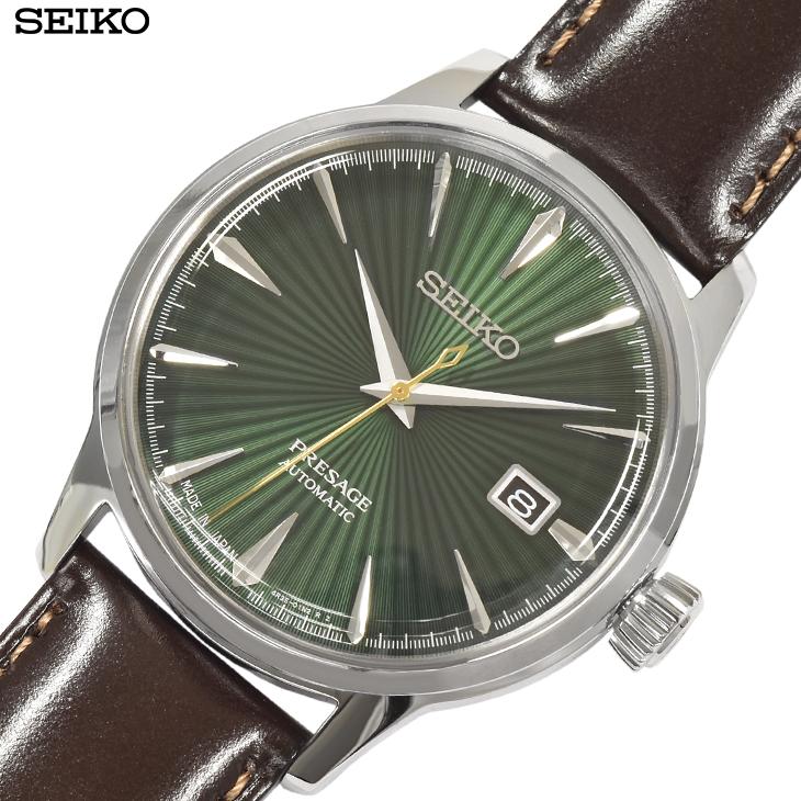 セイコー 腕時計 SRPD37J1 プレサージュ PRESAGE 自動巻き メンズ 4R35