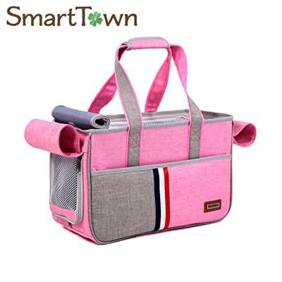 5 980円以上のお買い上げで送料無料 2WAY 市販 ペットキャリー ピンク お得なキャンペーンを実施中 キャリーバッグ スリング L
