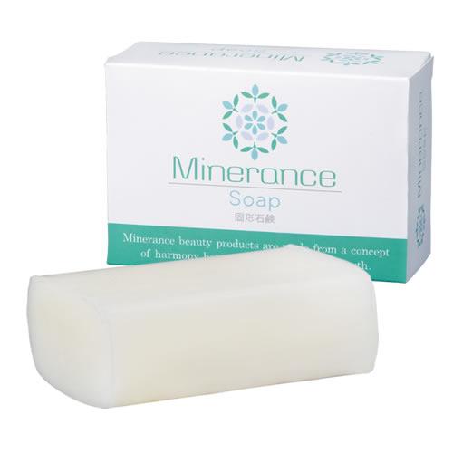 松エキスとミネラルの無添加せっけん ミネランス ソープ 石鹸 90g 完全送料無料 毎週更新 固形