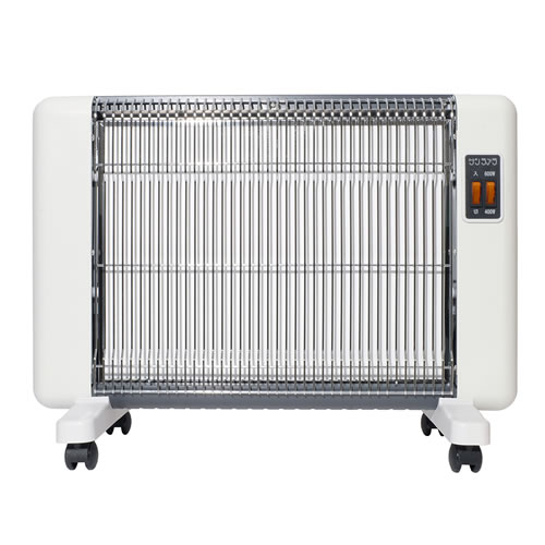 【代引不可】サンラメラ 600W(610型)暖房能力:3畳~6畳